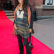 NLD/Amsterdam/20130408 - Uitreiking Mama of the Year award 2013, Georgina Kwakye Ameyaw