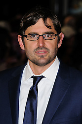 Louis Theroux attends The Woman in Black - World Premiere held at the Royal Festival Hall, London, Tuesday January 25, 2012. Photo By i-Images