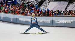 30.12.2018, Schattenbergschanze, Oberstdorf, GER, FIS Weltcup Skisprung, Vierschanzentournee, Oberstdorf, 1. Wertungsdurchgang, im Bild Moritz Baer (GER) // Moritz Baer of Germany during his 1st Competition Jump for the Four Hills Tournament of FIS Ski Jumping World Cup at the Schattenbergschanze in Oberstdorf, Germany on 2018/12/30. EXPA Pictures © 2018, PhotoCredit: EXPA/ Peter Rinderer