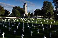 St. James US Military Cemetery, October 6, 2013, at St. James, France. (Photo by Warrick Page - American Battle Monuments Commission)