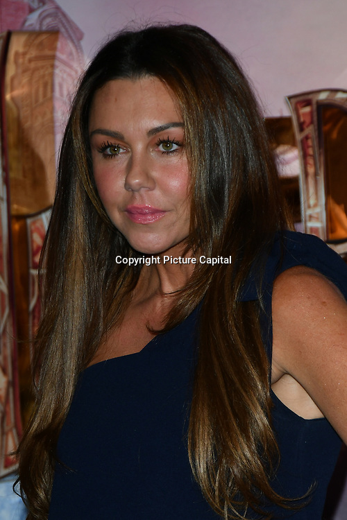 Michelle Heaton attend The Nutcracker and the Four Realms - UK premiere at Vue Westfield, Westfield Shopping Centre, Ariel Way on 1st Nov 2018, London, UK.