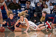Gonzaga fell to Saint Mary's 72-56 on Feb. 10. (Photos by Zack Berlat)