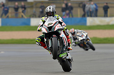 MCE British Superbike Pre-Season Test Donington Park 2014