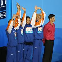 Final Womens 4x100m Relay