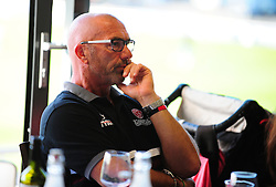 Matt Maynard, Director of cricket for Somerset looks on.  - Mandatory by-line: Alex Davidson/JMP - 23/09/2016 - CRICKET - Cooper Associates County Ground - Taunton, United Kingdom - Final Day of the Season - Specsavers County Championship Division One