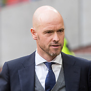 NLD/Amsterdam/20180408 - Ajax - Heracles, Erik ten Hag hoofdcoach