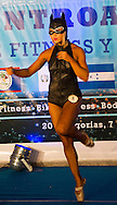 Luisa Catalina Rodriguez Rivera de El Salvador participa en la categoria de fitness Sabado JAN 25, 2015 en el Quinto Campeonato Centroamericano de Fitness, boddyfitness Juvenil, Women's Physique, Bikini Master, Bodyfitness, Bikini San Salvador, El Salvador Photo: Edgar ROMERO/Imagenes Libres.