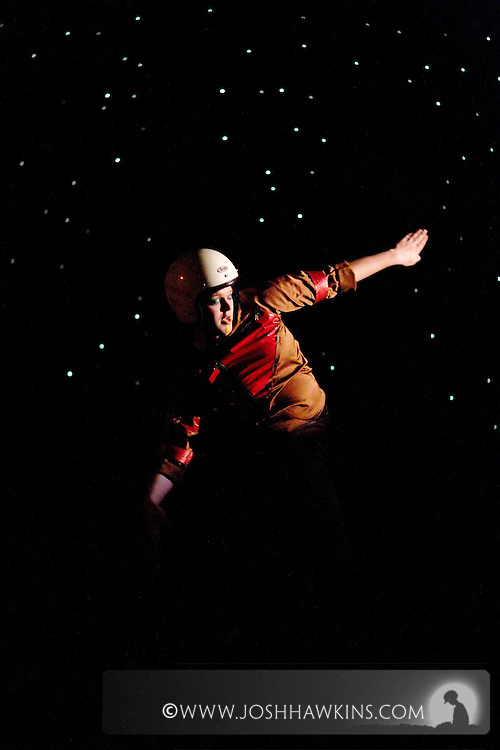 """Chicago Tap Theatre's production """"Changes"""" - A science fiction tap dance opera featuring the music of David Bowie at Stage 773 in Chicago"""