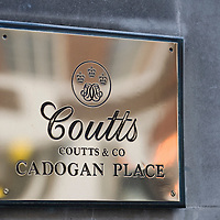 London May 10 2009 The Queen's banker, Coutts, has been caught up in an illegal tax avoidance scheme, it emerged today. Nearly 300 customers of Coutts, which caters for the super-wealthy, have had to repay about £400m in tax after a ruling by HM Revenue & Customs (HMRC)....***Standard Licence  Fee's Apply To All Image Use***.Marco Secchi /Xianpix. tel +44 (0) 845 050 6211. e-mail ms@msecchi.com or sales@xianpix.com.www.marcosecchi.com