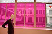 Tuesday October 14th 2008. Paris, France..In a department store (Le Bon Marche)..Rue de Sèvres - 6th Arrondissement.....