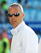 21-06-2008: Voetbal: Nederland-Rusland: Basel <br /> San Marco is weer even gewoon Van Basten<br /> Foto: Geert van Erven
