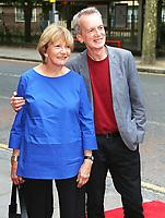 Dame Joan Bakewell & Frank Skinner, Tanguera - Opening Night, Sadler's Wells Theatre, London UK, 20 July 2017, Photo by Brett D. Cove