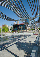 Smale Park at The Banks Downtown Cincinnati
