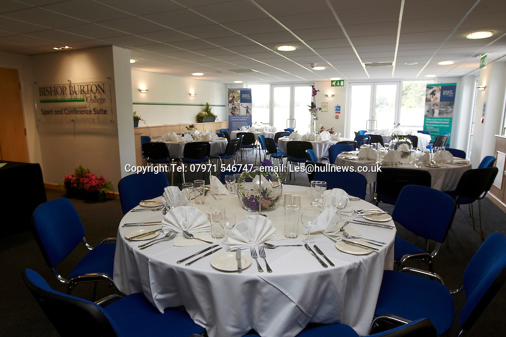 4th July 2014<br /> Further education awards, Bishop Burton College, East Yorkshire.