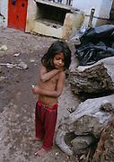 Varanasi Slum Child