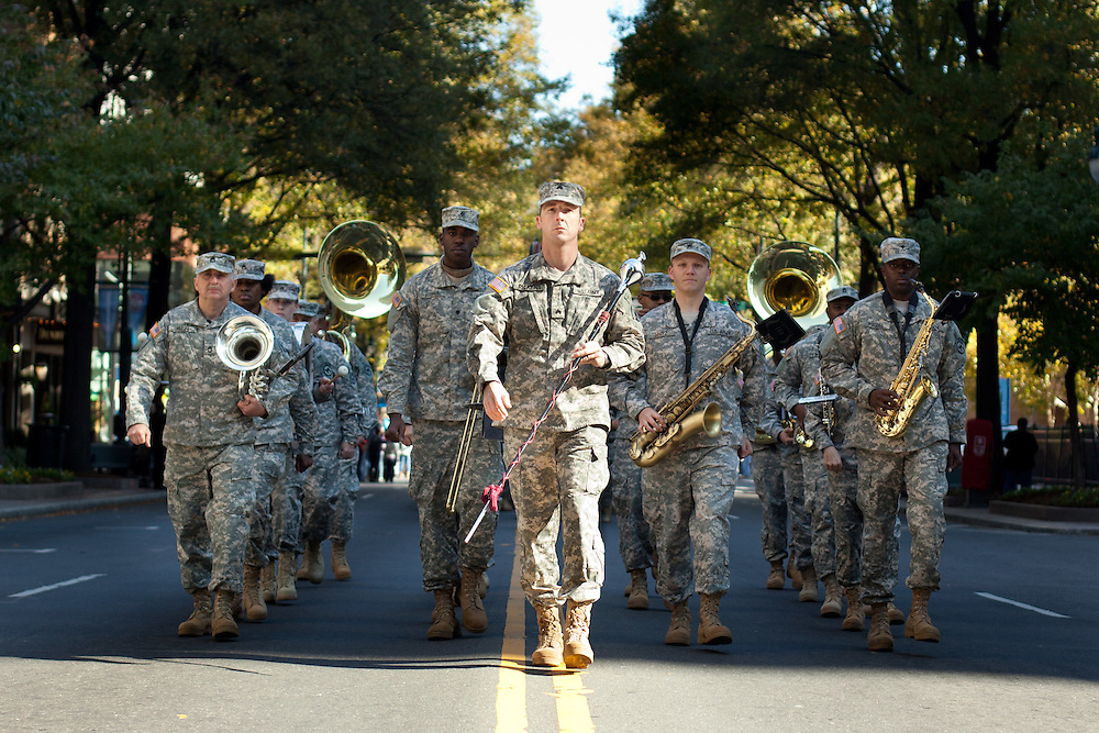 Charlotte Veterans Day Parade