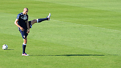 16.06.2012, Jozef Pilsudski Stadion, Krakau, POL, UEFA EURO 2012, Italien, Training, im Bild Giorgio CHIELLINI (Italia) // during EURO 2012 Trainingssession of Italian Nationalteam, at the Jozef Pilsudski Stadium, Krakau, Poland on 2012/06/16,. EXPA Pictures © 2012, PhotoCredit: EXPA/ Insidefoto/ Alessandro Sabattini..***** ATTENTION - for AUT, SLO, CRO, SRB, SUI and SWE only *****