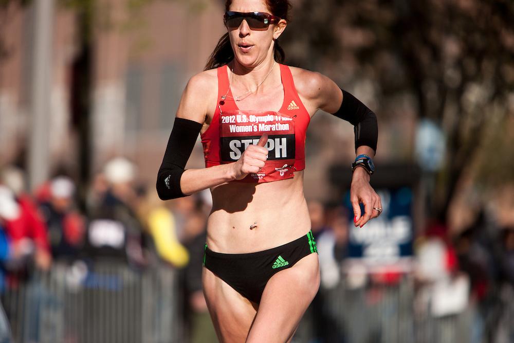 Stephanie Rothstein, women's marathon