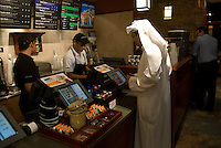 Dubai, one of the seven emirates and the most populous of the United Arab Emirates sits on the southern coast of the Persian gulf.