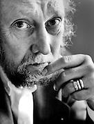 Torgny Lindgren, author.<br /> Photo Ola Torkelsson &copy;
