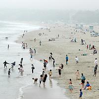 June gloom in Santa Monica on Tuesday, June 14, 2011.