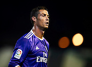SEVILLE, SPAIN - OCTOBER 15:  Cristiano Ronaldo of Real Madrid CF looks on during the match between Real Betis Balompie and Real Madrid CF as part of La Liga at Benito Villamrin stadium October 15, 2016 in Seville, Spain.  (Photo by Aitor Alcalde/Getty Images)