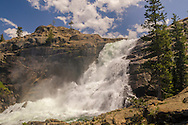 Tuolumne Falls, Tuolumne River, Yosemite National Park, California
