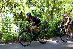Tiffany Cromwell (CANYON//SRAM Racing) at Giro Rosa 2016 - Stage 6. A 118.6 km road race from Andora to Alassio, Italy on July 7th 2016.