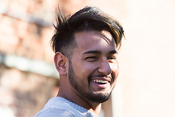 Baggage Handler Ravjot Singh, 21, an Italian national, leaves Uxbridge Magistrates Court after pleading guilty to fraud in a £11,000 timesheet scam at Heathrow. Uxbridge, Middlesex, October 24 2018.
