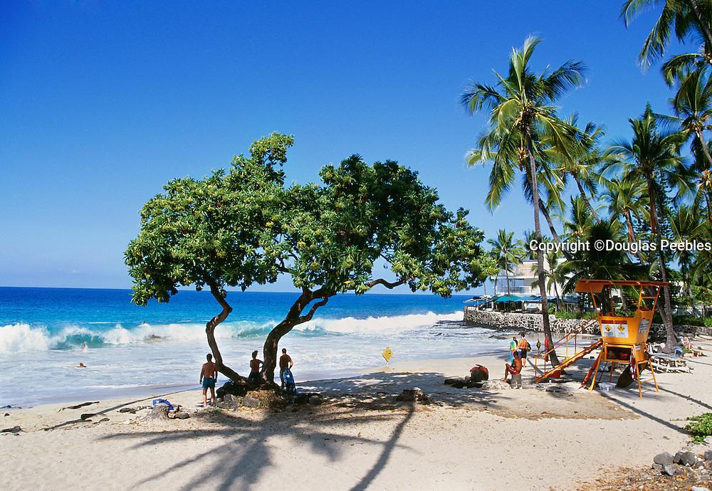 Magic Sands Beach, Kailua Kona, Island of Hawaii