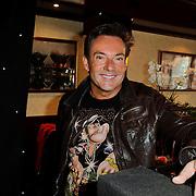 NLD/Volendam/20120309 - Jan Smit kondigt jubileum concerten aan, Gerard Joling