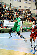 DESCRIZIONE : France Hand Coupe Afrique des Nations Homme Maroc Rabat<br /> GIOCATORE : Berkous Messaoud<br /> SQUADRA : Algerie<br /> EVENTO : FRANCE Hand CAN<br /> GARA : Algerie Egypte<br /> DATA :19/01/2012<br /> CATEGORIA : Hand CAN<br /> SPORT : Handball<br /> AUTORE : JF Molliere <br /> Galleria : France Hand 2011-2012 Action<br /> Fotonotizia : CAN Hand RABAT Maroc<br /> Predefinita :