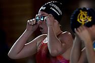 D'INNOCENZO Giulia Carabinieri<br /> 50 dorso donne<br /> Riccione 11-04-2018 Stadio del Nuoto <br /> Nuoto campionato italiano assoluto 2018<br /> Photo © Andrea Staccioli/Deepbluemedia/Insidefoto