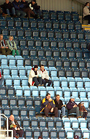 Photo: Leigh Quinnell.<br /> Wycombe Wanderers v Shrewsbury Town. Coca Cola League 2. 11/03/2006. Is the problem at Wycombe a lack of fans?