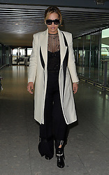 Singer Rita Ora arriving at Heathrow airport in London, UK. 10/11/2016<br />BYLINE MUST READ : GOTCHAIMAGES.COM<br /><br />Copyright by © Gotcha Images Ltd. All rights reserved.<br />Usage of this image is conditional upon the acceptance <br />of Gotcha Images Ltd, terms and conditions available at<br />www.gotchaimages.com