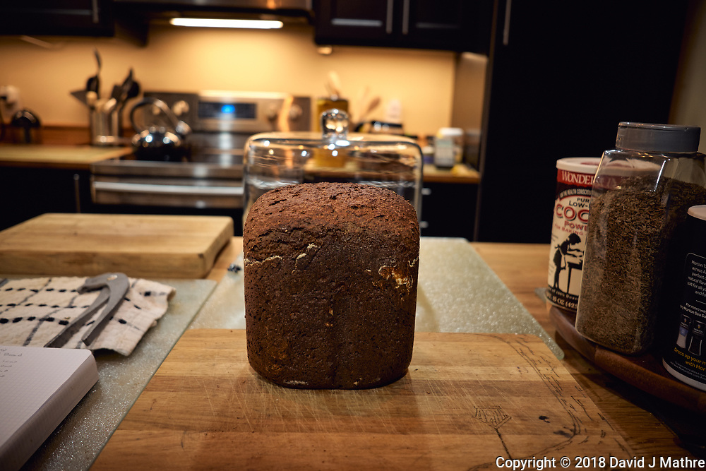 Whole Wheat & Rye Bread. Image taken with a Leica CL camera and 18 mm f/2.8 lens (ISO 800, 18 mm, f/2.8, 1/50 sec)