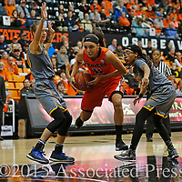 2015-16 Oregon State Women's Basketball