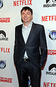 Actor Michael O'Brien poses on the red carpet at the premiere of the movie Staten Island Summer at Sunshine Cinema, Tuesday, July 21, 2015, in New York.  The new comedy debuts on Netflix on July 30, 2015 and is available for Digital download. (Photo by Diane Bondareff/Invision for Paramount Pictures/AP Images)