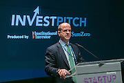 InvestPitch produced by Institutional Investor and SumZero. The event was held on November 3, 2014 at Bloomberg offices. (Photo: Jeffrey Holmes)