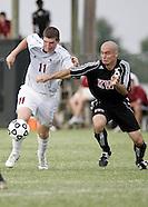 OC Men's Soccer vs Kansas Wesleyan - 9/4/2007