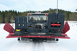 Snow Cat, 2015 IPC Nordic and Biathlon World Cup Finals, Surnadal, Norway