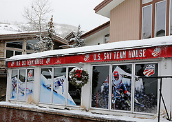 02.02.2015, Vail, USA, FIS Weltmeisterschaften Ski Alpin, USA, FIS Weltmeisterschaften Ski Alpin, Vail Beaver Creek 2015, im Bild U.S. Ski Team Haus // before the FIS Ski World Championships 2015 at Vail, United States on 2015/02/02. EXPA Pictures © 2015, PhotoCredit: EXPA/ SM<br /> <br /> *****ATTENTION - OUT of GER*****