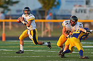 High School Football - Vinton-Shellsburg at Benton Community - Van Horne, Iowa - August 24, 2012
