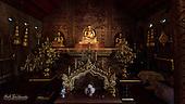 Buddhist Temples / วัดทางพุทธศาสนา