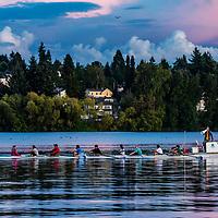 2019 September Practice at Green Lake