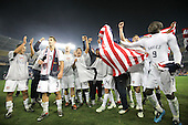 England set to face USA