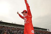 Scott Dixon wins the Bridgestone Indy 300 Japan, Motegi, Japan
