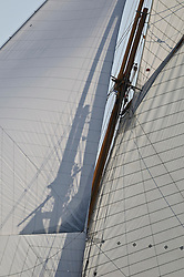 September 2009 France Cannes Reagates Royales, event founded in 1929, organized by the Yacht club de Cannes, sponsored by Panerai