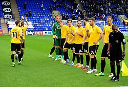 Bristol Rovers  - Photo mandatory by-line: Neil Brookman/JMP - Mobile: 07966 386802 - 08/11/2014 - SPORT - Football - Birkenhead - Prenton Park - Tranmere Rovers v Bristol Rovers - FA Cup - Round One