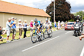 Tour de France 2014 Stage 3 near Roxwell, Essex